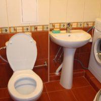 Установка сантехнических приборов