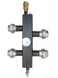 Гидравлический разделитель (гидрострелка)