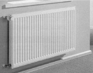 Установка стального панельного радиатора